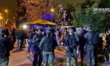 إصابات واعتقالات في الشيخ جراح والعيسوية والطور