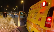 إصابة خطيرة لسائق دراجة نارية في حادث قرب حيفا
