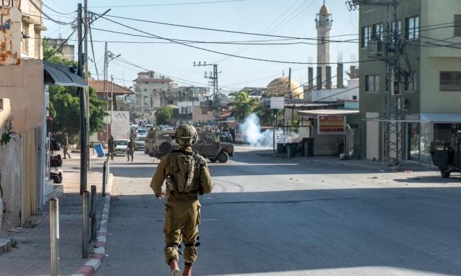 إصابات بمواجهات مع الاحتلال بالضفة نصرة للقدس