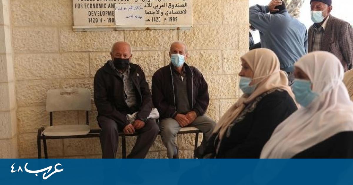 الصحة الفلسطينية: 7 وفيات و314 إصابة جديدة بكورونا