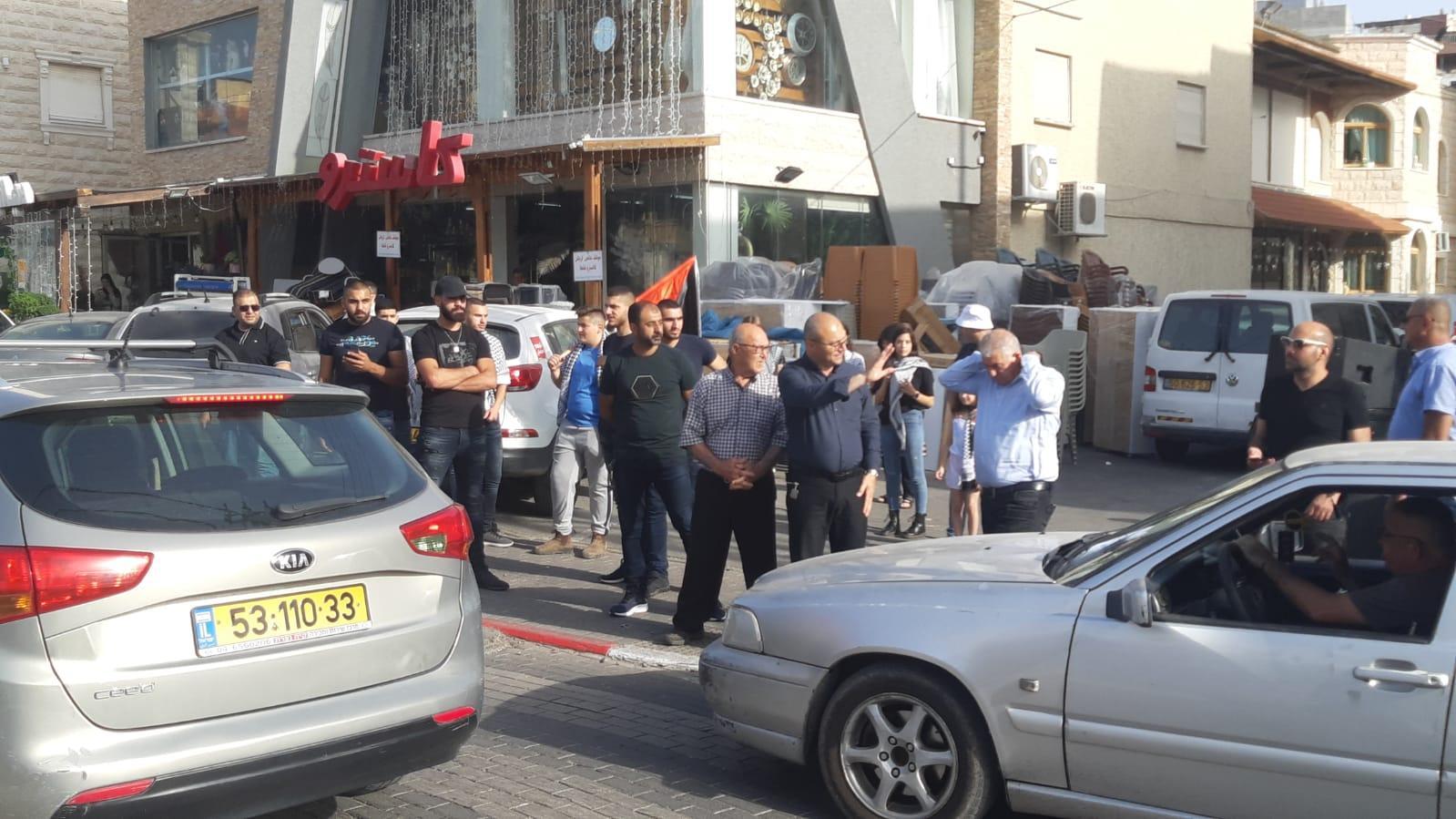 إصابات واعتقالات خلال مظاهرات حاشدة في البلدات العربيّة دعمًا للقدس