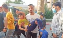 9 شهداء بينهم 3 أطفال في غزة