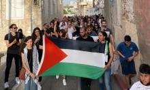 مظاهرات في بلدات عربيّة نصرة للقدس واعتقال شابّين