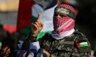 القسام تكشف عن صاروخ