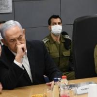 نتنياهو: تقرر تشديد الهجمات بغزة والمظاهرات بالبلدات العربية غير مقبولة