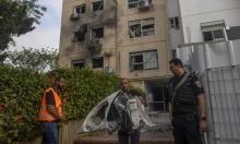إطلاق 40 مقذوفا من غزة خلال دقائق: إصابة 8 بنايات بأسدود وعسقلان