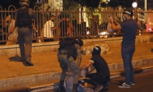 التجمّع يدعو لمواصلة التظاهر ويدين العدوان على القدس وغزّة