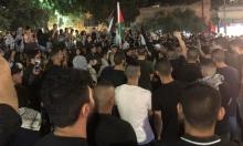 اعتقالات بالجملة في بلدات عربية على خلفية المظاهرات الاحتجاجية