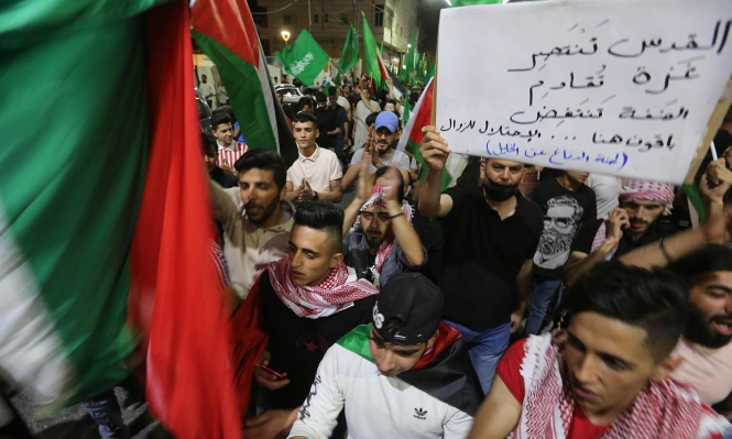 عشرات الإصابات بمواجهات مع الاحتلال في الضفة