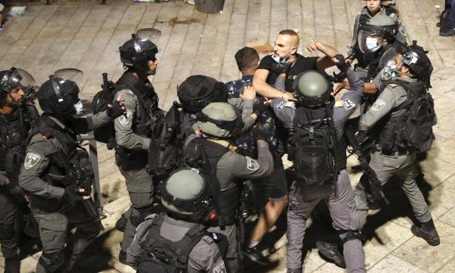 إصابات في اعتداءات الاحتلال على الفلسطينيين في القدس