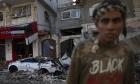 عدوان غزة: 53 شهيدا ووفد مصري يصل القطاع للتهدئة