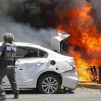 """""""غلاف غزة"""": قتيل وإصابات بينها حرجة بقذيفة مضادة للدروع"""