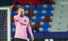 ميسي يؤجل حسم مصيره مع برشلونة