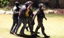 شرطة الاحتلال تعتدي على عشرات المتضامنين في الشيخ جراح