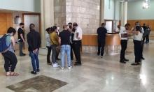 تسريح شبان وتمديد اعتقال آخرين على خلفية المظاهرات بالبلدات العربية