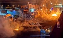 إصابات واعتقالات خلال مواجهات مع الشرطة في البلدات العربيّة