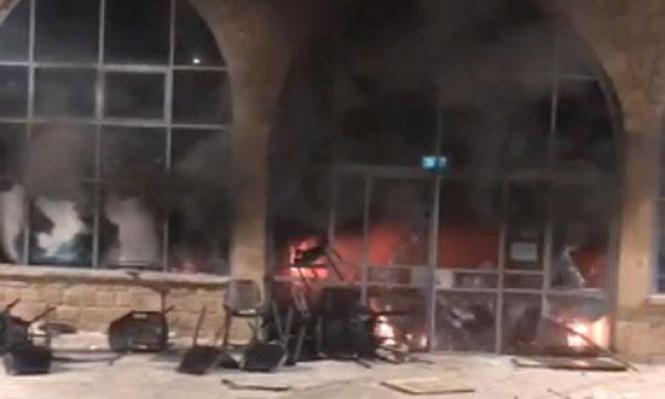 نتنياهو في عكا: الأزمة تتفاقم وسنرد بقوة