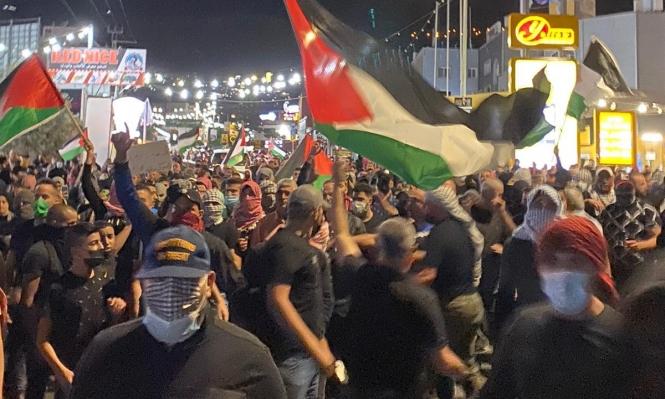 اعتقال 270 شابا في البلاد على خلفية المظاهرات الاحتجاجية