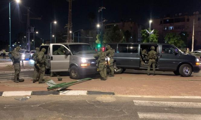 اللد: دعوات لقتل العرب