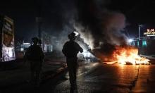 اشتباكات مسلحة بين أهالٍ وعصابات المستوطنين في اللد