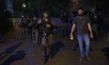 الاحتجاجات بالبلدات العربية: اعتقالات طالت 374 شابا
