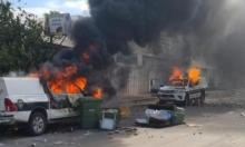 إصابة خطيرة لسيّدة في اللد ومواجهات في كفر قاسم