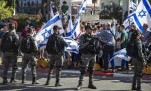 لقمع احتجاجات العرب: غانتس يستدعي 10 سرايا احتياط من حرس الحدود
