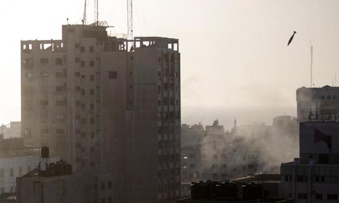 نقابة الصحافيين الفلسطينيين تطالب بحماية دولية للمؤسسات الإعلامية بغزة