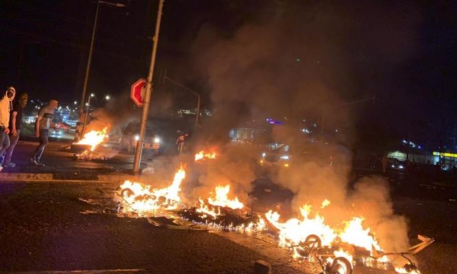 الاحتجاجات في البلدات العربية: اعتقالات متواصلة ولا رادع لاعتداءات المستوطنين