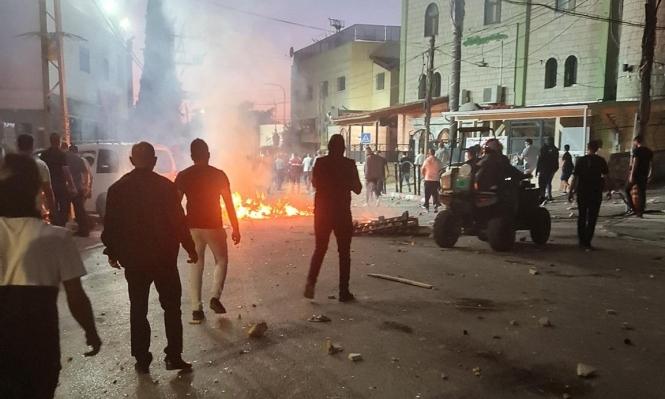 الاحتجاجات تتواصل: إصابات في كفر كنا ومواجهات واعتقالات في عدة بلدات