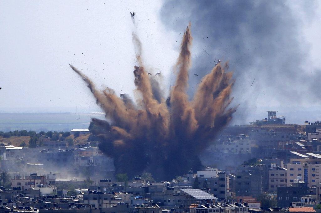 عدوان الاحتلال على غزة: 188 شهيدا بينهم 55 طفلا و33 امرأة