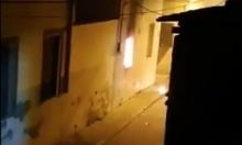 يافا: مستوطنون يضرمون النار بمنزل أسرة عربية