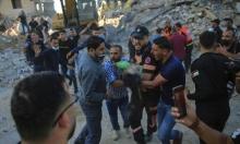غارات ليلية مكثفة على غزة وارتفاع حصيلة الشهداء إلى 174