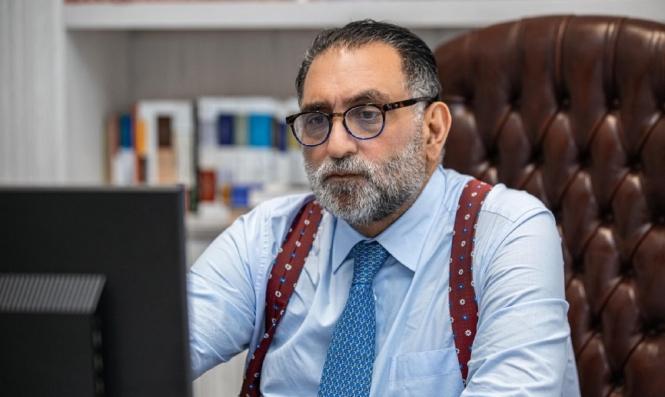 """الليلة: د. عزمي بشارة في حوار خاص على التلفزيون """"العربي"""" عن التطورات في فلسطين"""