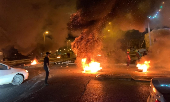 اعتقالات في عدة بلدات مع تواصل المظاهرات الاحتجاجية
