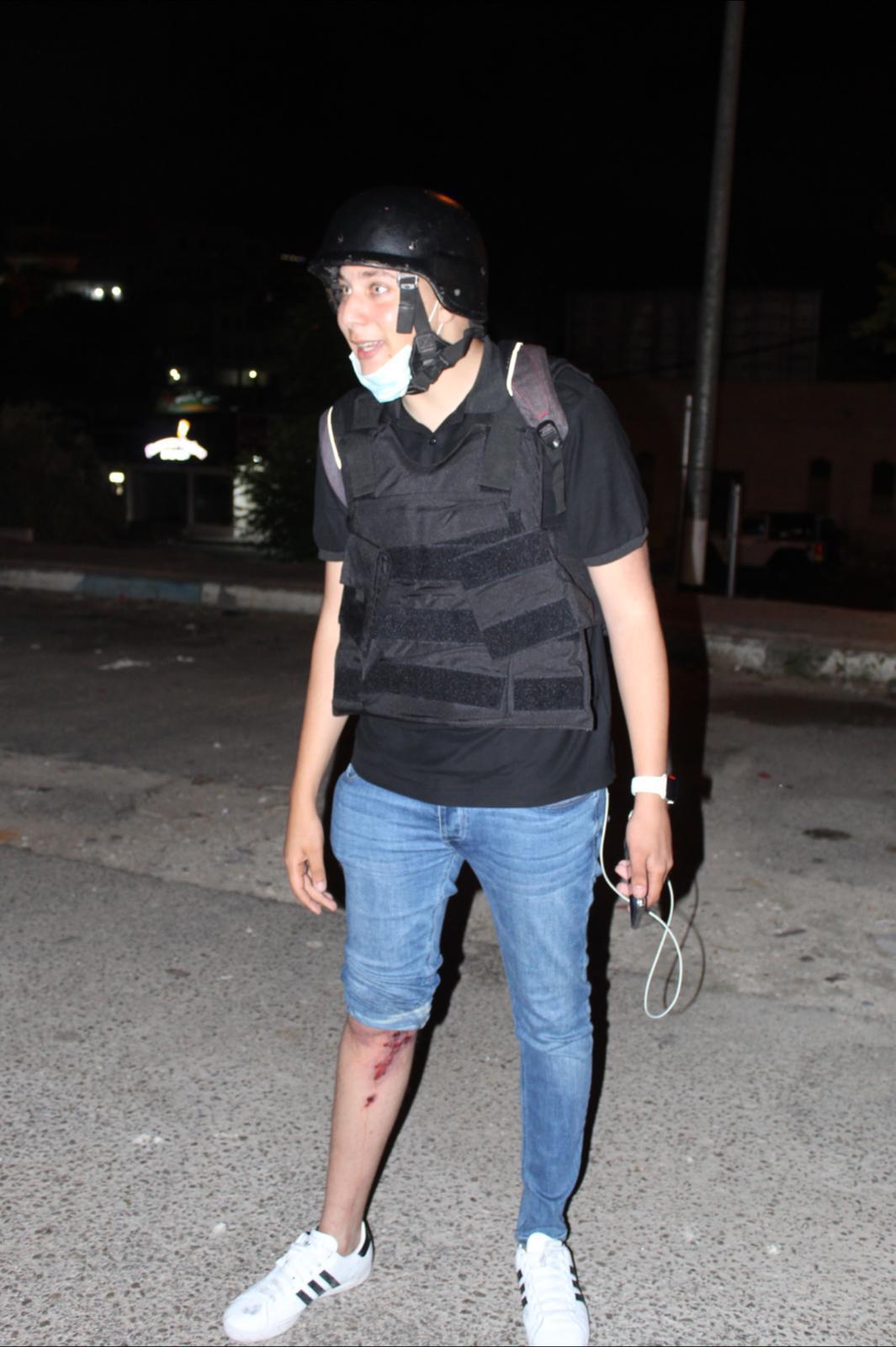 37 حالة اعتداء واعتقال وتضييقات على الصحافيين بالداخل
