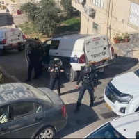 150 معتقلا في النقب على خلفية الاحتجاجات