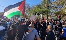لجنة الطوارئ اليافية: نحيي وقفة الأهالي وندين تحريض الإعلام الإسرائيلي