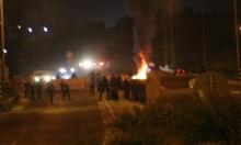 اعتقال 8 شبان من الطيبة وقلنسوة على خلفية المظاهرات الاحتجاجية