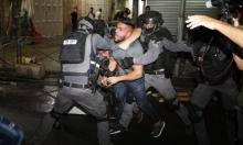 اعتقال 17 مقدسيا وتواصل الاعتداءات بالشيخ جراح