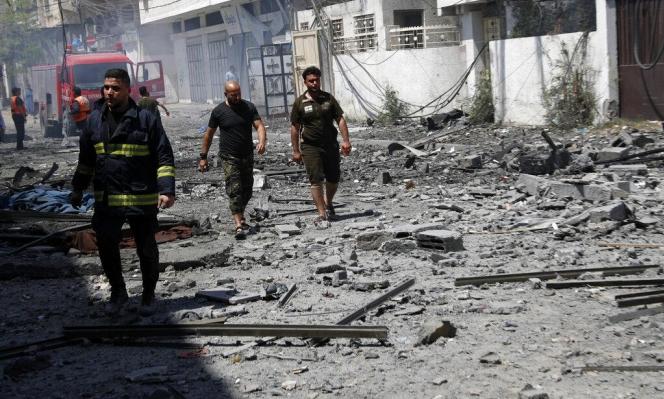 اجتماع لوزراء خارجيّة الاتحاد الأوروبيّ الثلاثاء لبحث التصعيد في غزّة
