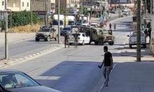 حوارة: إطلاق النار على فلسطيني بزعم تنفيذ عملية دهس