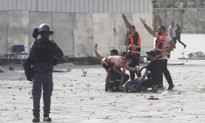 غزة والضفة والقدس: 222 شهيدا و6039 جريحًا منذ 7 أيار