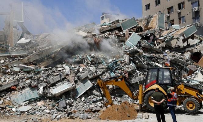 بلينكن: لا دليل إسرائيليا على استخدام حماس لبرج الجلاء