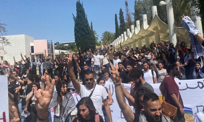 المطالبة بتوفير الحماية للجامعيين العرب من اعتداءات المستوطنين والشرطة