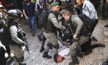 إصابات في اعتداءات للاحتلال في باب العامود والشيخ جرّاح