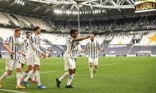 يوفنتوس بطلالكأس إيطاليا بفوزه على أتالانتا