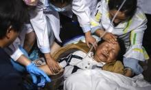زلزالان يضربان مقاطعتي تشينغهاي ويونان في الصين