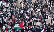 """ميركل تُحذّر من """"معاداة السامية"""" بمظاهرات داعمة للفلسطينيين"""