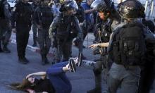 الشيخ جراح: شرطة الاحتلال تقمع متظاهرين.. اعتقال و4 إصابات